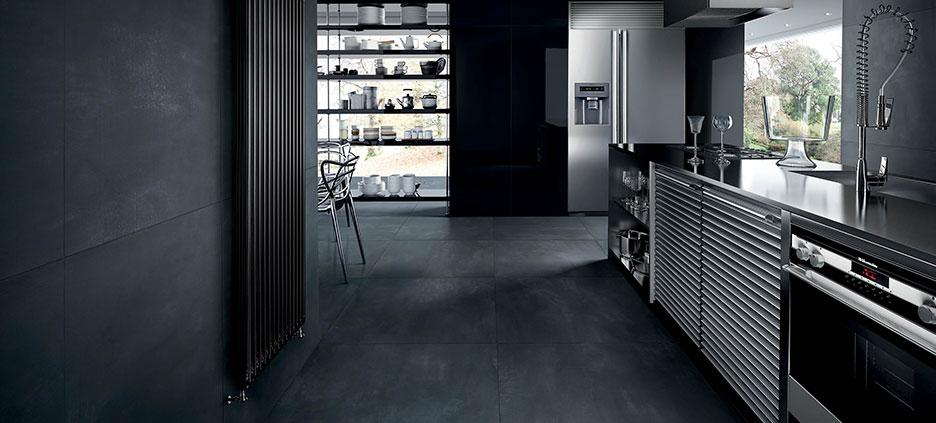 Idee per il rivestimento della cucina - Casalgrande Padana