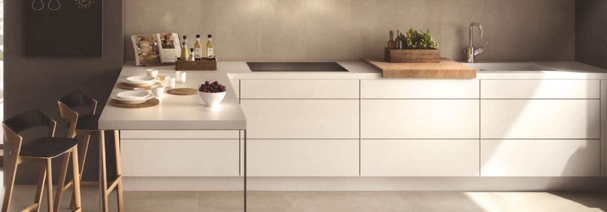 Gres Porcellanato Cucina Moderna.Idee Per Il Rivestimento Della Cucina Casalgrande Padana
